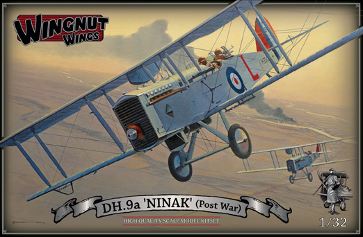 WNW32061 - Wingnut Wings 1/32 DH.9a 'NINAK' (Post War)
