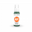 AKI11144 - AK Interactive Emerald - 17mL Bottle - Acrylic / Water Based - Flat