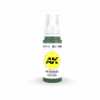 AKI11142 - AK Interactive Deep Green - 17mL Bottle - Acrylic / Water Based