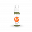 AKI11139 - AK Interactive Golden Olive - 17mL Bottle - Acrylic / Water Based - Flat