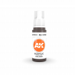 AKI11098 - AK Interactive Black Red - 17mL Bottle - Acrylic / Water Based