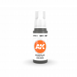 AKI11022 - AK Interactive Dark Grey - 17mL Bottle - Acrylic / Water Based