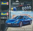 REV67034 - Revell 1/24 Porsche Panamera Turbo - Model Set Series
