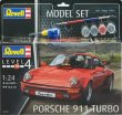 REV67179 - Revell 1/24 Porsche 911 Turbo - Model Set Series