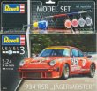 "REV67031 - Revell 1/24 Porsche 934 RSR ""Jagermeister"" - Model Set Series"