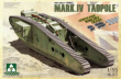 "TKM2015 - Takom 1/35 MK.IV ""TADPOLE"" W/WORKABLE TRACKS"