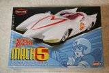 POLPOL981M - Polar Lights 1/25 Speed Racer Mach 5