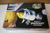 REV03703 - Revell 1/32 Apollo 11 Spacecraft with interior 50th Anniversary Moon Landing