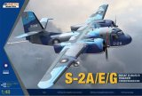 KIN48074 - Kinetic 1/48 ROCAF S-2A/E/G Tracker