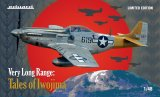 EDU11142 - Eduard Models 1/48 Very Long Range: Tales of Iwo Jima P-51 Mustang [Limited Edition]