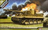 ACA13509 - Academy 1/35 German Tiger-I - Ver. Early - Operation Citadel