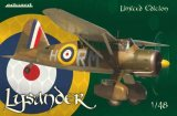 EDU11138 - Eduard Models 1/48 Lysander Mk.III [Limited Edition]