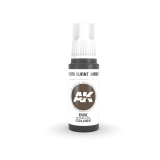 AKI11229 - AK Interactive Burnt Umber Ink - 17mL Bottle - Acrylic / Water Based - Flat