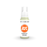 AKI11132 - AK Interactive Green Grey - 17mL Bottle - Acrylic / Water Based - Flat