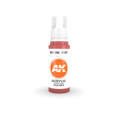 AKI11084 - AK Interactive Ruby - 17mL Bottle - Acrylic / Water Based