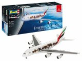 "REV03882 - Revell 1/144 Airbus A380-800 Emirates ""United for Wild Life"""