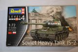 REV03269 - Revell 1/72 IS-2 Heavy Tank