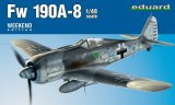 EDU84122 - Eduard Models 1/48 FW 190A-8 [WEEKEND ED]