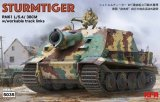 RYERM-5035 - Rye Field Model 1/35 Sturmtiger RM61 L/5.4/38cm - w/workable track links