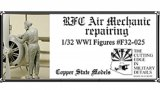 CSMF32025 - Copper State Models 1/32 RFC Mechanic Repairing