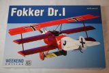 EDU8487 - Eduard Models 1/48 FOKKER DR.I [WEEKEND ED]