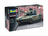 REV03274 - Revell 1/35 Russian Main Battle Tank T-14 ARMATA