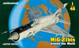 EDU11135 - Eduard Models 1/48 MIG-21BIS AROUND THE WORLD [LTD.ED.
