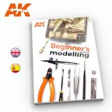 AKIAK251 - AK Interactive BEGINNER'S GUIDE TO MODELLING