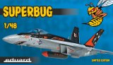"EDU11129 - Eduard Models 1/48 ""SUPERBUG"" F/A-18E [LTD. ED.]"