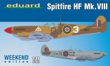 EDU84132 - Eduard Models 1/48 SPITFIRE HF MK.VIII [WEEKEND ED.]
