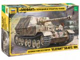 "ZVE3659 - Zvezda 1/35 Sd.Kfz.184 ""Elefant"" - German Tank Destroyer"