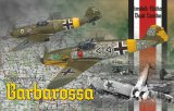 "EDU11127 - Eduard Models 1/48 ""BARBAROSSA"" BF109 [LTD. DUAL ED.]"