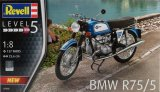 REV07938 - Revell 1/8 BMW R75/5 Motorcycle