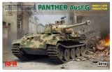 RYERM-5018 - Rye Field Model 1/35 Panther Ausf.G Early / Late Production