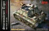 RYERM-5012 - Rye Field Model 1/35 Sturmmorser Tiger RM61 l/5.4 / 38cm (With Full Interior)