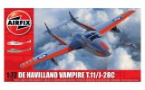 AIR02058A - Airfix 1/72 de Havilland Vampire T.11