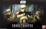 BAN0210511 - Bandai 1/12 Star Wars: Shoretrooper - Rogue One