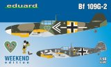EDU84148 - Eduard Models 1/48 BF 109G-2 [WEEKEND ED.]