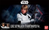 BAN0225755 - Bandai 1/12 Star Wars: Luke Skywalker Stromtrooper Version