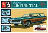 AMT1081 - AMT 1/25 1965 LINCON CONTINENTAL WAGON CUSTOMIZING KIT
