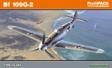 EDU82116 - Eduard Models 1/48 BF 109G-2 PROFI PACK