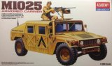 ACA13241 - Academy 1/35 M1025 Armoured Carrier - Humvee