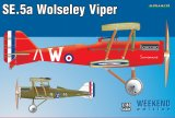 EDU8454 - Eduard Models 1/48 SE.5A WOLSELEY VIPER [WEEKEND ED.]