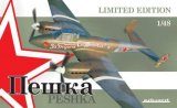 EDU11112 - Eduard Models 1/48 Peshka - Petlyakov Pe-2 [Limited Edition]