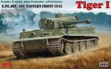 RYERM-5003 - Rye Field Model 1/35 Tiger 1 - Pz.Kpfw. VI Ausf.E Early Production S.PZ.ABT.503 Easter Front 1943 - w/Full Interior