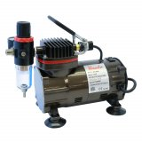 PAADA300R - Paasche 1/5 HP Oilless Compressor w/Regular and Auto Shutoff