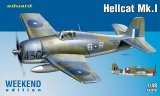 EDU8435 - Eduard Models 1/48 Hellcat Mk.I [Weekend Edition]