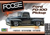 REV85-4426 - Revell 1/25 Ford FD-100 Pickup - Foose Design Series