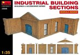 MIA35546 - Miniart 1/35 Industrial Building Sections