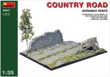 MIA36047 - Miniart 1/35 Country Road - Dioramas Series